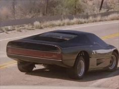 Dodge M4S Turbo Interceptor (1986 movie Wraith) After the movie was completed, one driveable prop was sold to Gene Winfield, who had built them. Gene is well known in the custom car world; he has built many movie props over the years, and he used Chrysler's molds to build the six props.