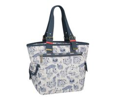 LeSportSac Happy Campers Triple Trouble Tote #summer2012