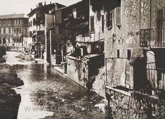 Borgo Trento da via Cipani - Brescia http://www.bresciavintage.it/brescia-antica/foto-d-autore/borgo-trento-via-cipani-brescia/