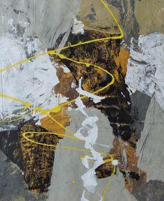 Arturo Pacheco Lugo  Cabos sueltos 6  acrílico sobre tela   48 x 40 cm  2016
