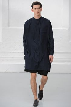 Lemaire Spring 2015 Menswear Fashion Show