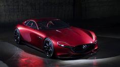 【MAZDA】RX-VISION|展示車両|TOKYO AUTO SALON 2016(東京オートサロン2016)