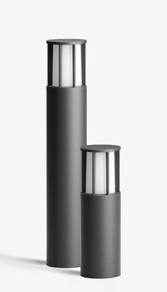 BEGA LED system bollards are a modular system that enables the combination of luminaire heads and luminaire tubes with various additional functions. Lighting System, Lighting Solutions, Luminous Flux, Emergency Lighting, Led Module, Light Design, Led Technology, Different Light, Light Sensor