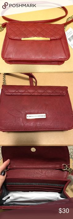Cross body bag New with tags Danielle Nicole Bags Satchels
