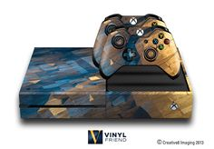 Decal Moments Regular Xbox One Skin Set Vinyl Decal Skin Stickers Protective for Xbox One Console Kinect 2 Controllers Horrible Dolls