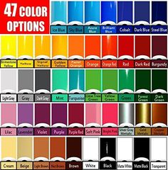Vinyl Rolls Oracal 651 Choose your colors 47 options Cricut Silhouette Cameo Crafting Vinyl 10 Rolls -- Learn more by visiting the image link.-It is an affiliate link to Amazon. #YardOutdoor
