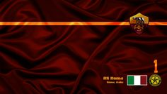 AS Roma - Veja mais Wallpapers e baixe de graça em nosso Blog http://soccerflags.blogspot.com.br