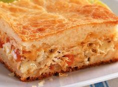 Torta de Frango - Veja mais em: http://www.cybercook.com.br/receita-de-torta-de-frango.html?codigo=15224