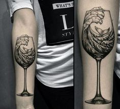 Inner forearm tattoo, Tattoos for guys and Badass tattoos on Pinterest