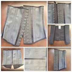 Black Steel Bone Waist Trainer LADIES DON'T BE FOOLED WITH FAKE CHINESE WAIST TRAINERS •••••••   • ALL PRODUCTS IMPORTED FROM COLOMBIA •  Ann MICHELLE 2Hook Sport Waist Cincher is a superior body shaper that accelerates weight loss through high compression, perspiration and micro massage. This cincher helps you get the Figure you want by Instantly Lifting, Shaping, Slimming the Body & Flattening your Stomach, Waist & Back. To lose weight and reduce waist measurements, it is recommended to…
