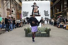 Street Flavour in Roest with EVAN Menswear