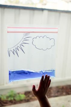 Weather Theme Learning Activities for Toddlers and Preschoolers