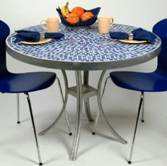 Sky Dining Table - Sky Dining Table.  This is a representational piece that can be commissioned.