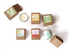 Illume Monogram Lettering by Melanie Haroldson - Design, Illustration and Art Direction