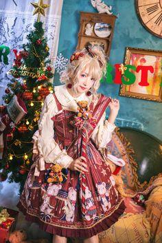 StarsMao -The Royal Bear Band- Sweet Lolita Accessories