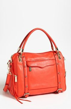 Dying! Rebecca Minkoff 'Cupid' Satchel available at #Nordstrom