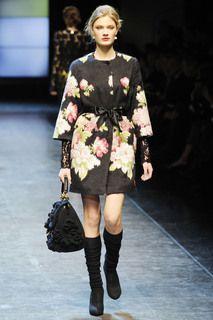 Dolce & Gabbana | Коллекции | Осень-зима 2010/2011 | VOGUE