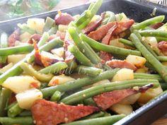 Traditional Portuguese Comfort Food Sooo good!  #chourico, #portuguese food