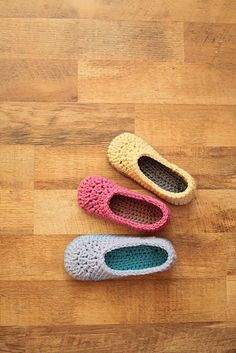 Ravelry: Oma House Slippers by Mamachee