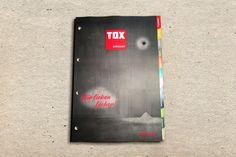 #Katalog #TOX #Dübeltechnik #Produktkatalog #Reinzeichnung #DTP