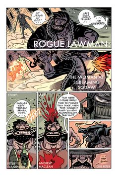 Rogue Lawman pg1 by Andrew-Ross-MacLean on DeviantArt