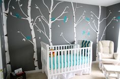 First comes love, then comes marriage, then comes baby in a baby carriage! With these adorable baby nursery ideas, you'll create the perfect space for your bundle of joy!