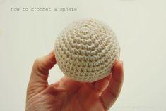 Cómo hacer una esfera