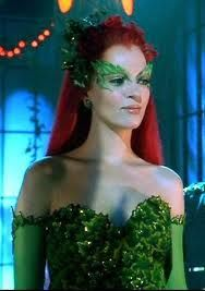 Uma Thurman as Poison Ivy one of my favorite comic book characters. Poison Ivy!