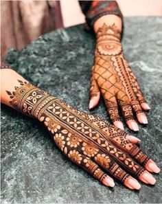 Easy Mehndi Designs, Henna Hand Designs, Dulhan Mehndi Designs, Latest Mehndi Designs, Mehndi Designs Finger, Mehndi Designs For Girls, Wedding Mehndi Designs, Mehndi Designs For Fingers, Mehndi Design Pictures