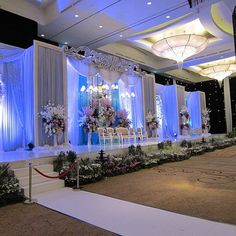 "13 Likes, 3 Comments - Classy Decor (@classydecor_id) on Instagram: ""Wedding at Ritz Carlton Pasific Place Jakarta"""