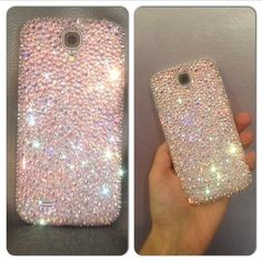 Phone Case for Samsung iPhone 6 Case iPhone case Crystal iPhone6 case Swarovski Crystal case Bedazzled Crystal iphone.any colour (98.00 USD) by newcrystalwave