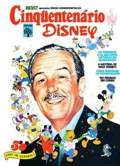 Cinquentenário Disney - Edição em Capa Dura
