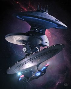 I made a Star Trek Federation posters. - I made a Star Trek Federation posters. Nave Enterprise, Star Trek Enterprise, Star Trek Wallpaper, Aliens, Stark Trek, Starfleet Ships, Star Trek Images, Star Trek Universe, Marvel Universe