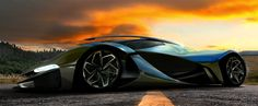 The Maserati LaMaserati is a hypercar concept created by Mark Hostler a graduate of Staffordshire University transport design. Cool Sports Cars, Super Sport Cars, Super Cars, Maserati, Ferrari Laferrari, Automobile, Assurance Auto, Car Wallpapers, Exotic Cars