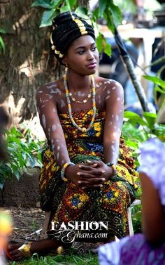 Fashion Ghana Magazine   Traditional Wear