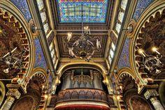 Jerusalem Synagogue - Prague