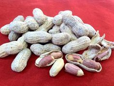 I've always wondered how they get the salt INSIDE the shell.  Now I know! #food #secrets #peanuts