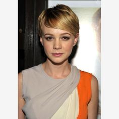 The Pixie, Starring Carey Mulligan - 7 Celeb Hairstyles For Your Hair Routine   eHow.com