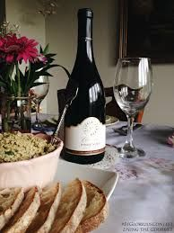 Lunch and Gloria Ferrer Wine