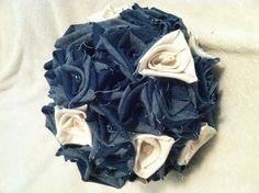 Denim Bouquet