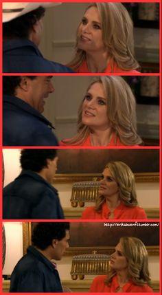 Erika Buenfil #Victoria & Eduardo Yanez #Arriaga en #AmoresVerdaderos