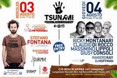 Lo Tsunami Dance Festival sbarca a San Benedetto del Tronto