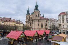 Prague Easter Markets.