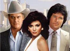 "Larry Hagman, Victoria Principal & Patrick Duffy, from ""Dallas"" Victoria Principal, Serie Dallas, Dallas Tv Show, Dallas Series, Best Tv Shows, Favorite Tv Shows, Movies And Tv Shows, Tv Sendungen, Mejores Series Tv"