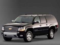 Chevy Suburban... This might have to be my next mommy mobile!!
