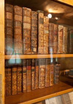 Rare books.