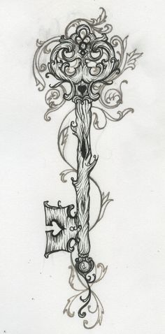 I would get this tattoo. ..even though I didn't draw it