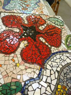 Kensal Green Streets Green Street, West London, Mosaic Art, Campaign, Home Decor, Mosaics, Fedoras, Paintings, Interior Design