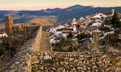 The best of rural Portugal: readers' travel tips Vila Medieval, Real Madrid, Natural Park, Merida, Countryside, Grand Canyon, Travel Tips, Europe, Mountains