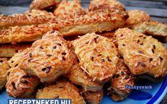 Túrós-sajtos ropogós recept pontycomb konyhájából - Receptneked.hu